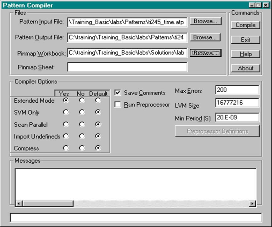 基于J750的S698PM芯片BSD测试方法