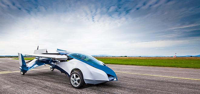 无人车之父特龙:世界将在两年内迎来飞行汽车