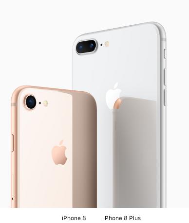 iPhone8/8 plus 美在智慧