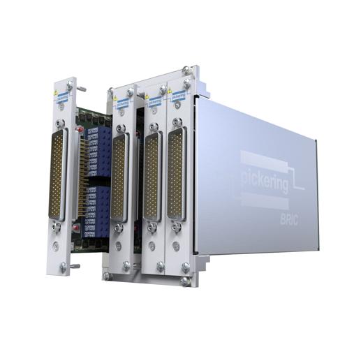 Pickering Interfaces将在IEEE AUTOTESTCON大会上发布超高密度大规模PXI矩阵新系列