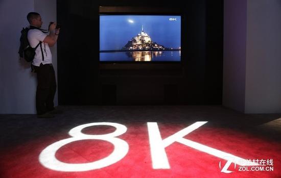 8K电视马上就要碾压4K了