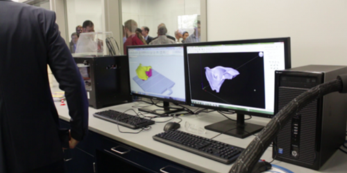 UNF CCEC荣获25万美元捐赠 扩大3D打印实验室