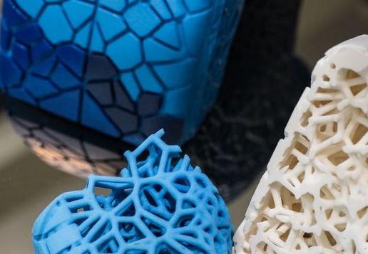 米其林为无人驾驶研制3D打印汽车轮胎