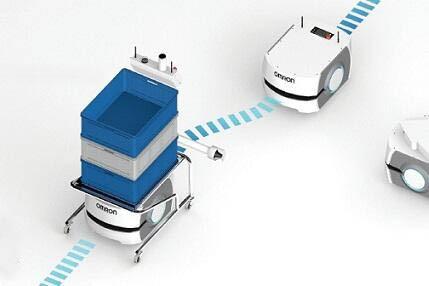 欧姆龙在欧洲工厂安装两条机器人生产线