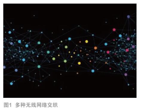 物联网中的多协议、多频段连接的案例