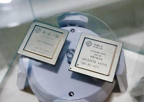 中电14所打破中国雷达依赖进口DSP芯片的历史