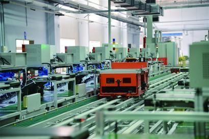 全自动时代——中国的无人工厂
