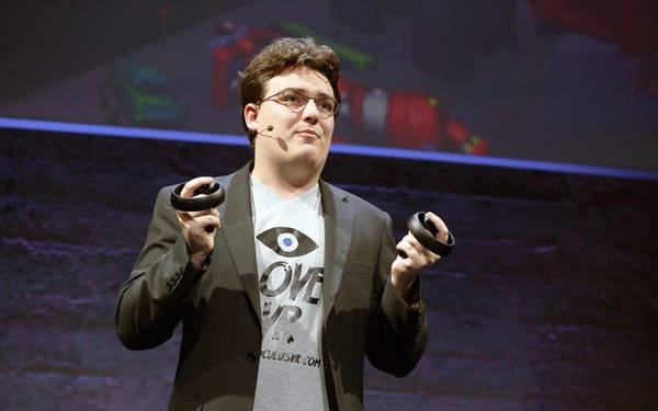 雄心不减:Oculus创始人宣布开办了新的VR公司