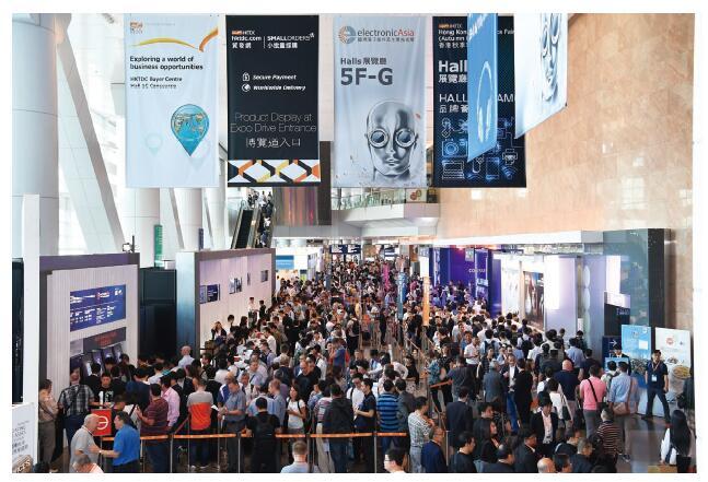 香港秋季电子展引领产业发展
