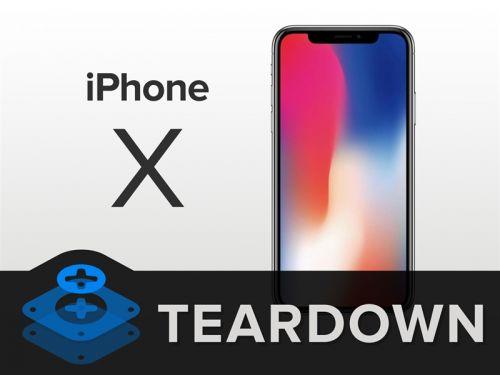 iPhone X专业深度拆解:最强芯片到底怎么样?