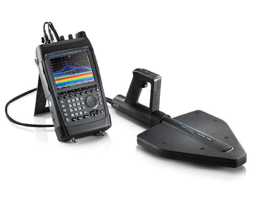 罗德与施瓦茨的干扰定位产品MNT100在移动通信网络的干扰排查方面带来了一次技术革命
