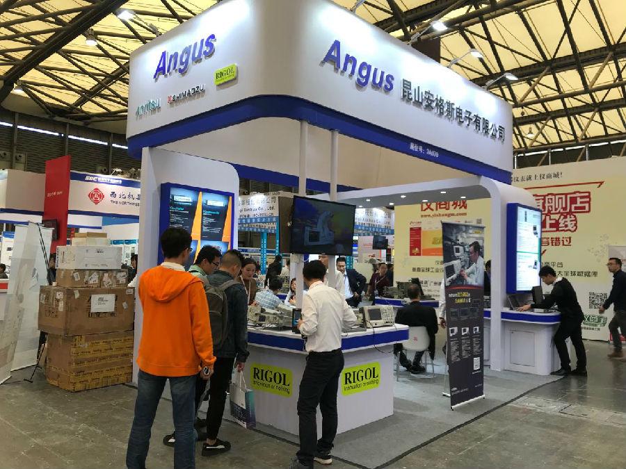安格斯:帮助厂商购买放心的测试测量仪器