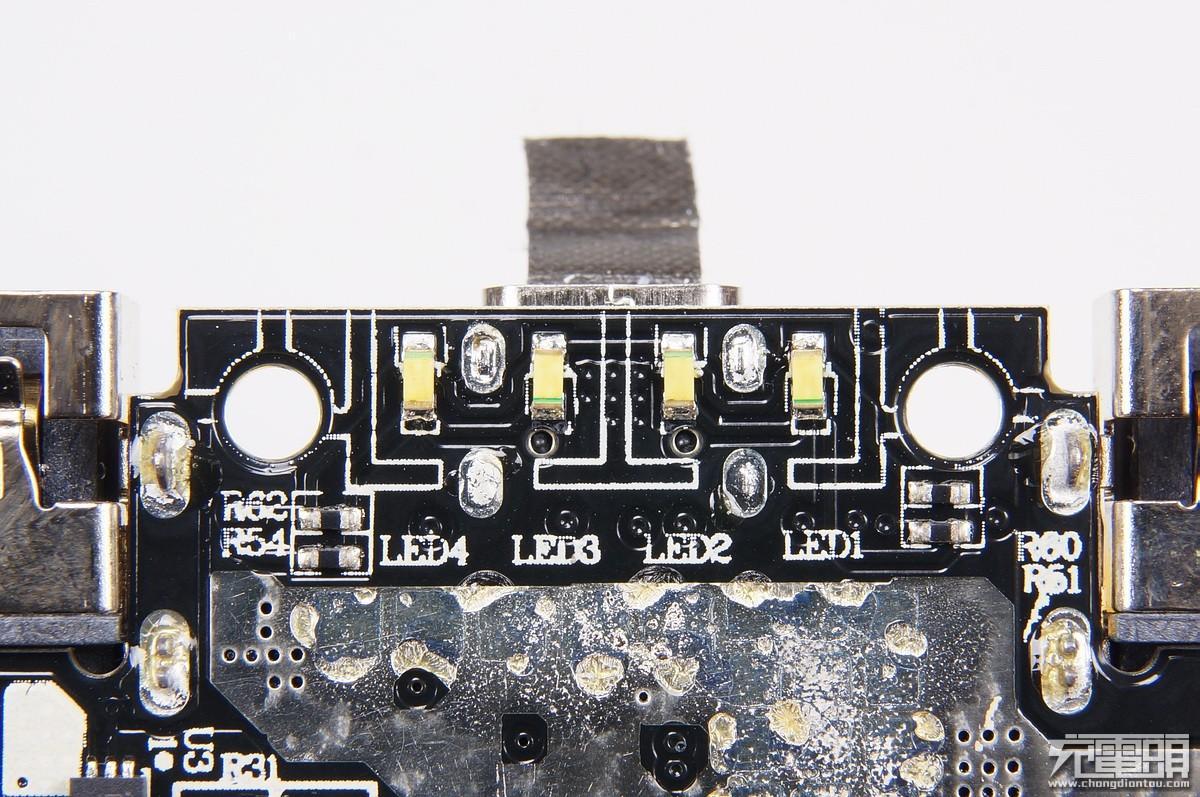 公牛高端移动电源GNV-PB1102拆解评测
