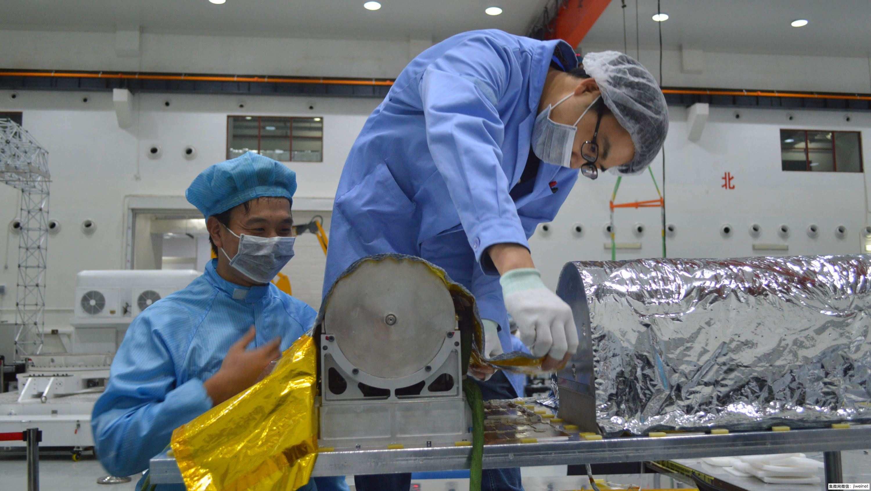 北斗三号大本营 22颗卫星引领中国创新