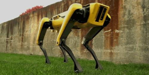 波士顿动力推出史上颜值最高最精致的机器人