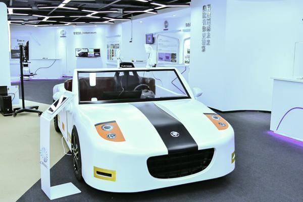 奥比中光汽车辅助驾驶解决方案