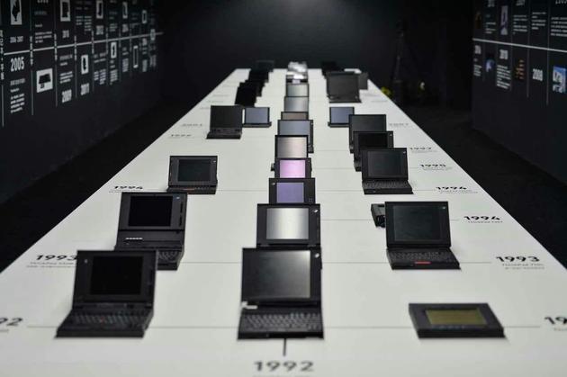 历代ThinkPad产品