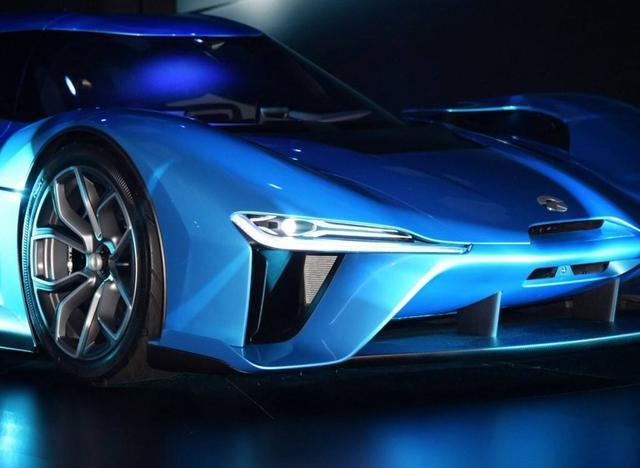 蔚来汽车将完成新一轮超10亿美元融资 腾讯领投