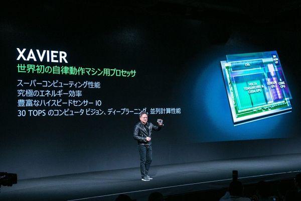 Nvidia:我司不造智能汽车,但有注入了先进AI的硬件