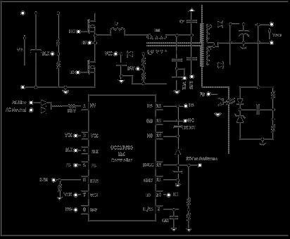 使用LLC谐振控制器来加速器件运行