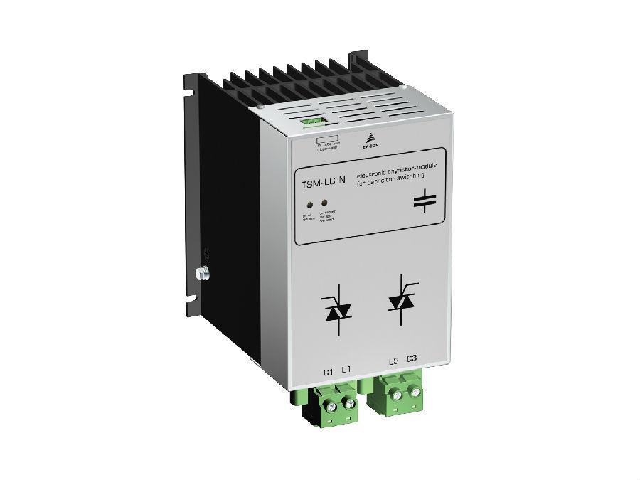 功率因數校正:寬工作電壓範圍的可控矽整流器模塊