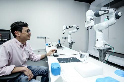 惠普投入7400万美元在新加坡开设第一个先进制造中心