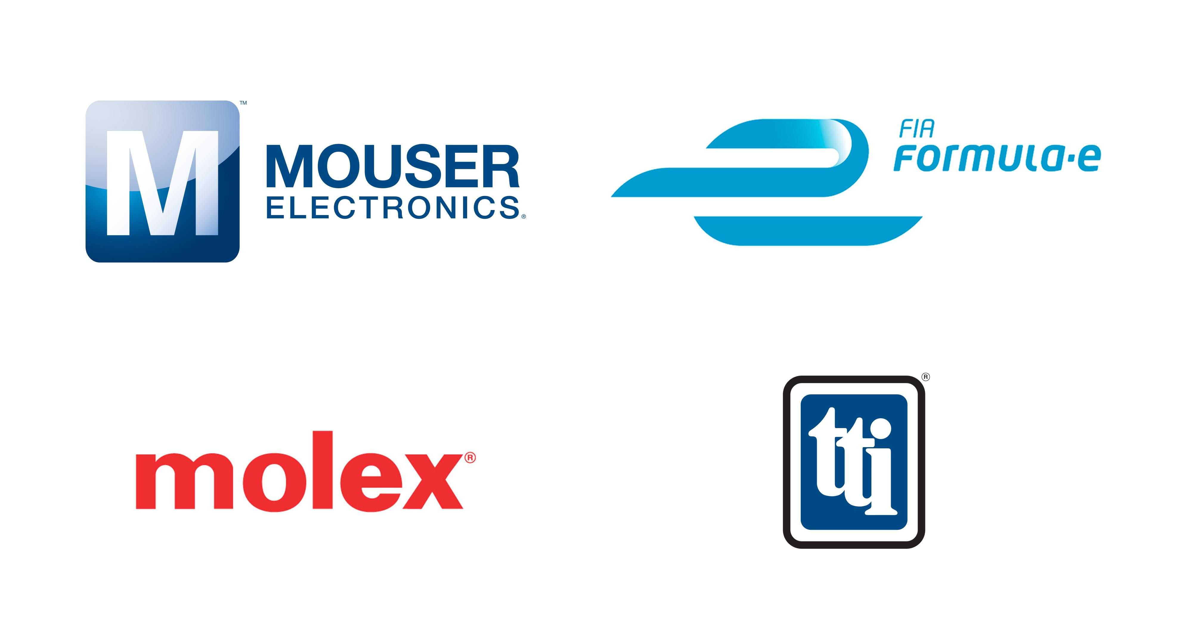 贸泽、TTI、Molex联合赞助电动方程式赛车队