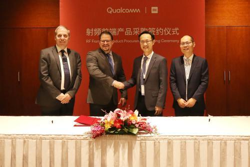 高通射频前端获青睐:OV小米联想承诺集采20亿美元部件
