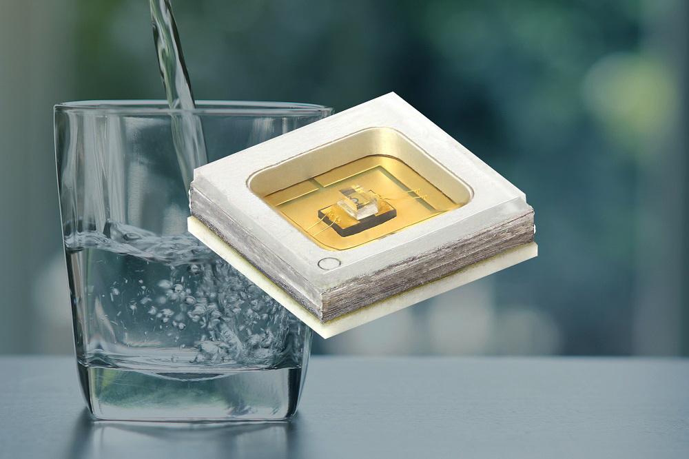 Vishay新款UVC发光二极管采用陶瓷/石英基材,具有超长使用寿命