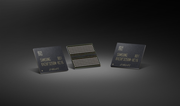 三星量产18GHz 16Gb GDDR6显存芯片