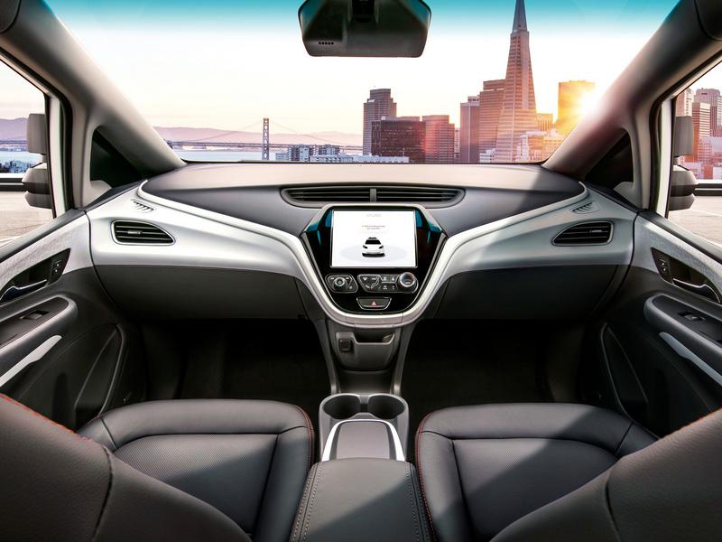 彻底放手吧!GM明年将推出无方向盘的无人车