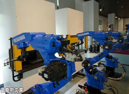 """日媒:中国需求让全球机器人市场""""盛况空前"""""""
