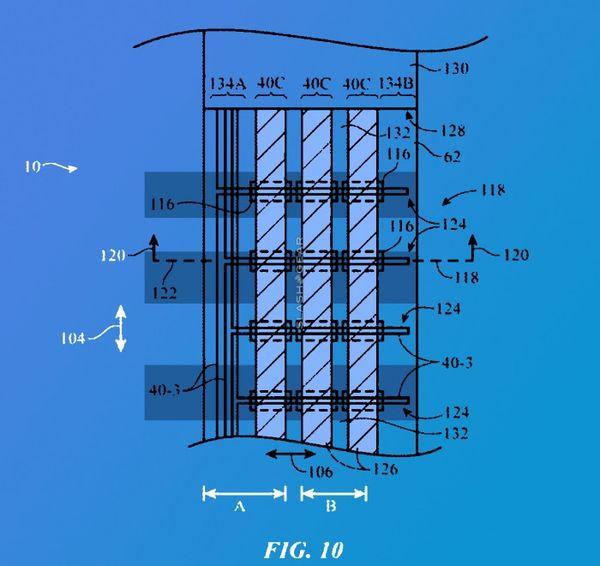 新专利透露:苹果计划推出可穿戴的触控板