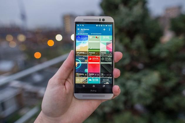 (HTC M9+,图源:CNET)