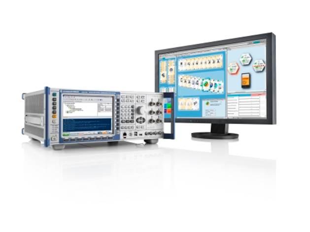 罗德与施瓦茨和金雅拓合作最大限度简化LTE-A无线终端外场测试