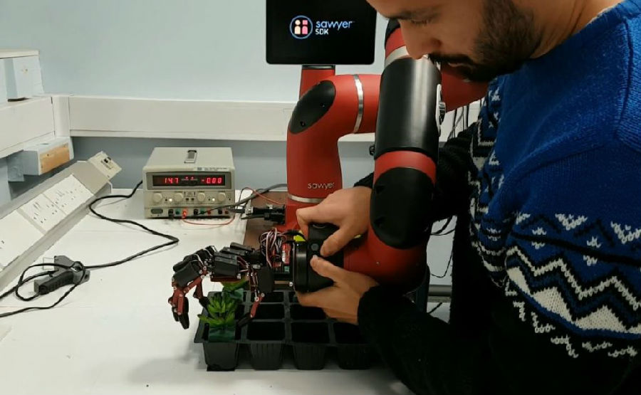 Rethink Robotics推出Sawyer智能协作机器人软件开发工具包