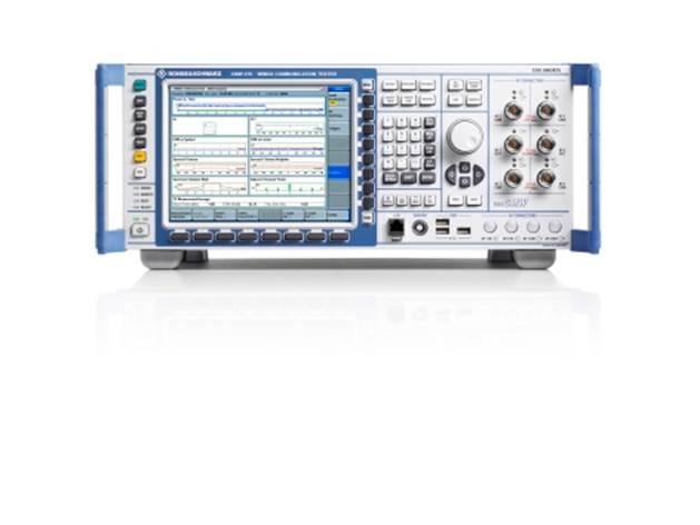 罗德与施瓦茨发布基于博通芯片的802.11ax Wi-Fi设备测试方案
