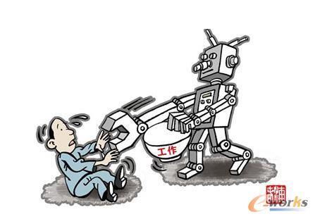 机器人的快速发展会对社会就业带来怎样的影响?