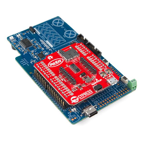 SparkFun和Cypress 的PSoC 6无线传感器网络物联网开发平台可通过 Digi-Key 订购