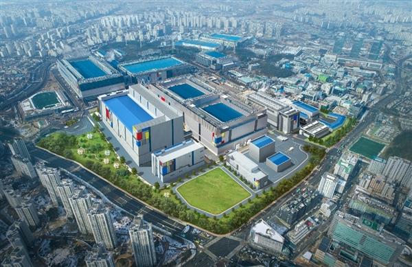 三星7nm EUV工厂破土动工:新骁龙将在这里诞生