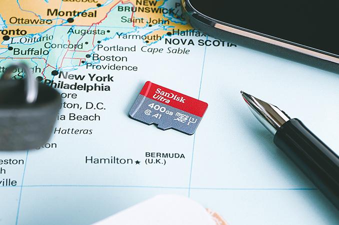 刷新储存容量记录!512GB 的 microSD 卡将于 2 月登场