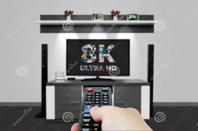 8K电视2018年上市 8K电视内容2025年才会出现
