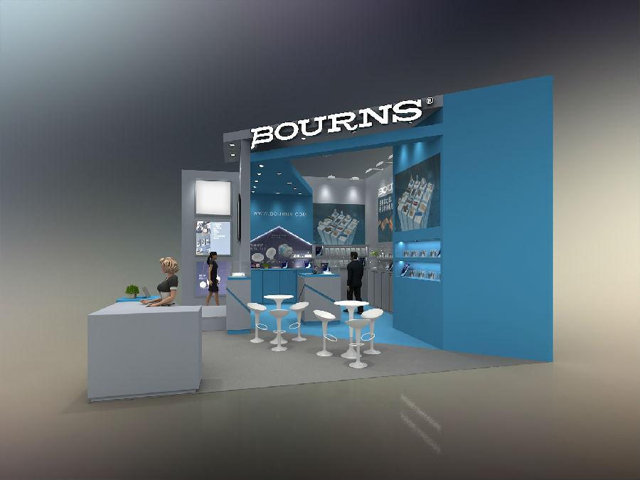 Bourns最新电子保护组件应用方案,将于2018上海慕尼黑电子展隆重登场