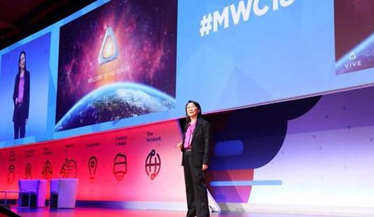 HTC王雪红:VR/AR+5G+AI开启Vive Reality新时代