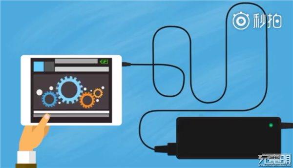 手机充电器革命技术出现:体积减半,看完想买!