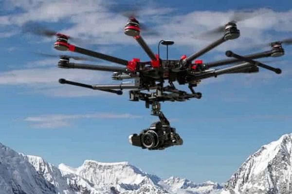 无人机市场的新变化,大疆往各个行业扩张