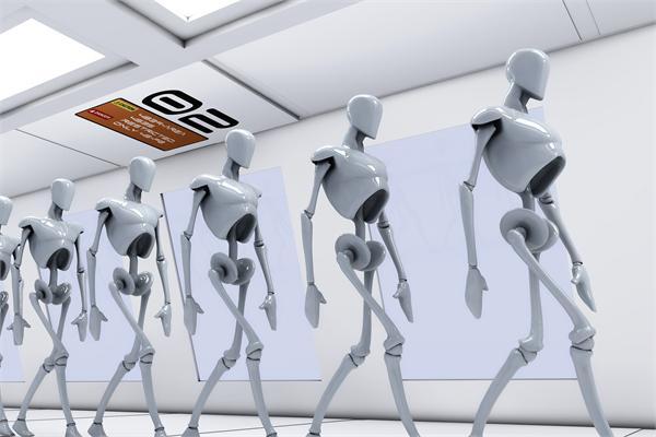 2021年亚太地区机器人支出将达1330亿美元 占全球60%以上