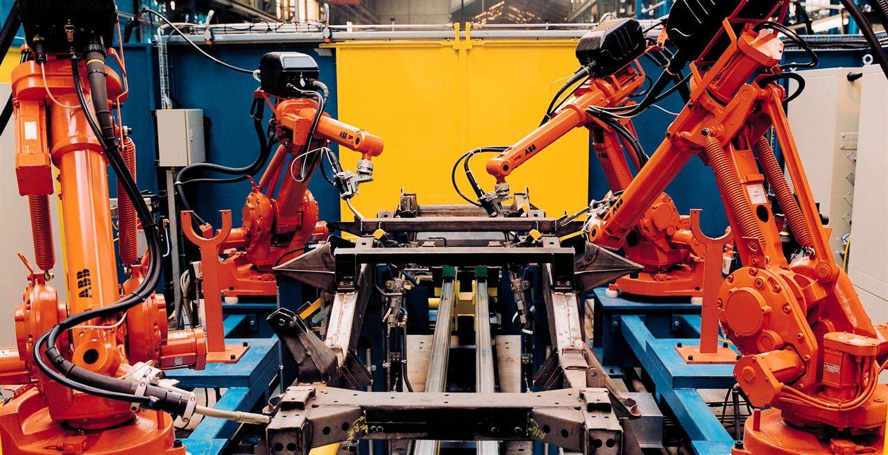 工业机器人巨头群雄逐鹿,谁能称霸中国市场?