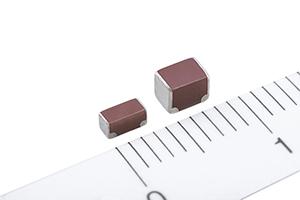 积层陶瓷贴片电容器: 具有低ESR的软端子积层陶瓷贴片电容器