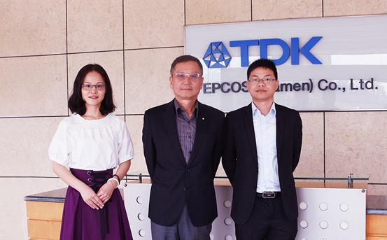 行业大事件!唯样商城正式成为TDK和EPCOS产品在中国的授权代理电商!